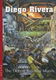 Front cover for the book Diego Rivera: Detroit Industry (4-fold) by Amy Pastan