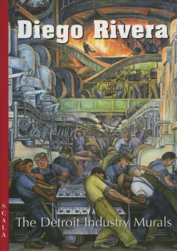 Diego Rivera: Detroit Industry (4-fold S.)