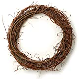 "Darice Grapevine Wreath 24"""