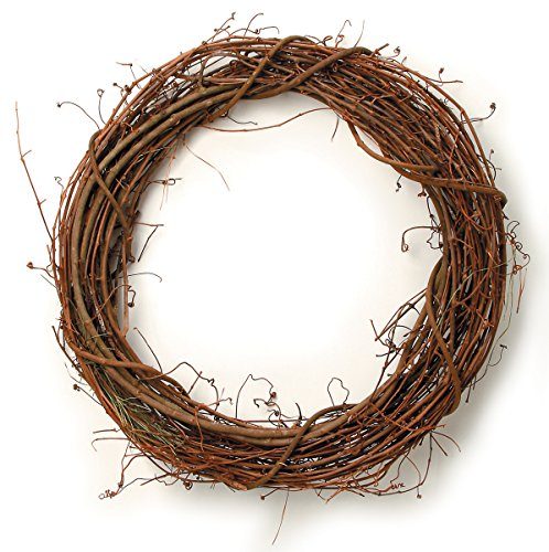 - Darice 2803-50 Grapevine Wreath 30