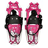 WHITE MOUNTAIN 8''X19'' Kid Snowshoes with Bag
