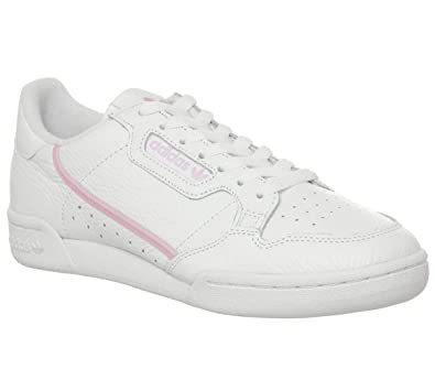 Amazon.com | Adidas Continental 80 Womens Sneakers White | Shoes
