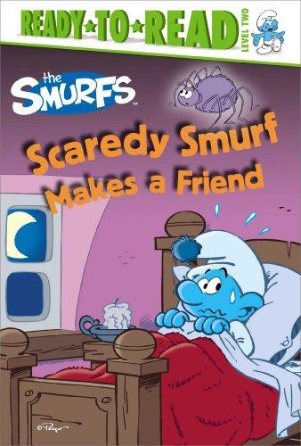 Scaredy Smurf Makes a Friend (Smurfs Classic) by Simon Spotlight