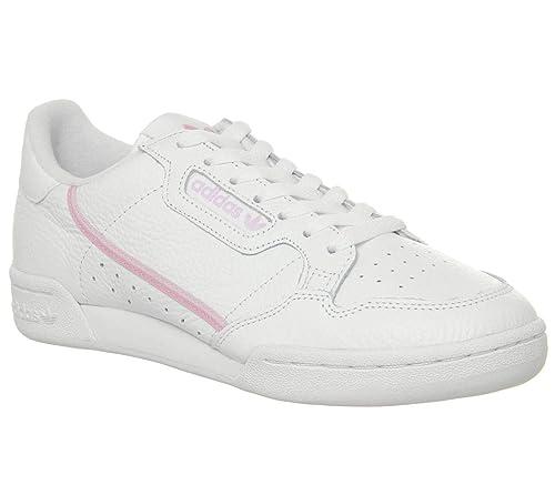 adidas Continental 80 W, Zapatillas de Deporte para Mujer: Amazon.es: Zapatos y complementos