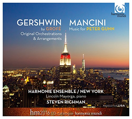Gershwin: By Grofe; Mancini: Music for Peter ()