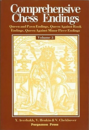 (Comprehensive Chess Endings Volume 3 Queen and Pawn Endings Queen Against Rook)