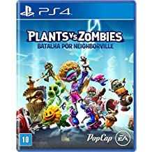 Plants Vs Zombies: Batalha Por Neighborville - PlayStation 4