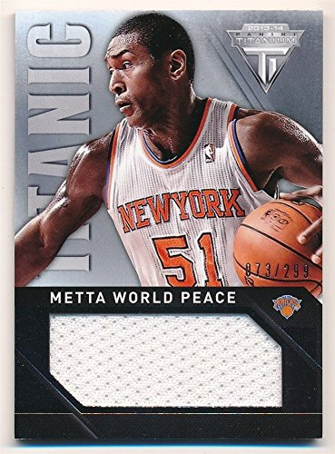 Buy metta world peace jersey medium