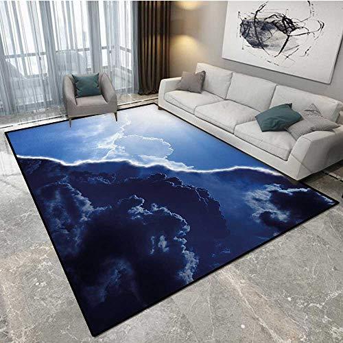 hoover carpet shampooer composite contrasting