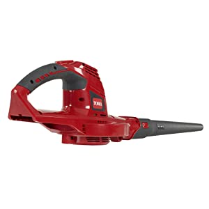 Toro 51701 Cordless 20-Volt Leaf Blower, 115 mph, 2-Speed, Bare Tool