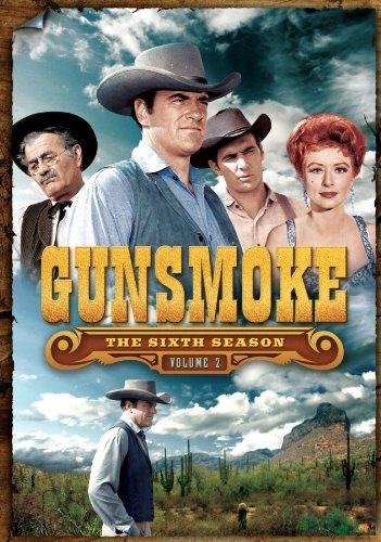 Gunsmoke: Season 6, Vol. 2 by Paramount