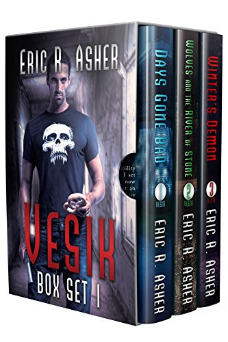 Box set alert! Dark, gritty, and occasionally hilarious. A shopkeeper with one small problem; he's a necromancer. Read the first three novels that launched the Vesik urban fantasy series at a sale price! The Vesik Series: Books 1-3 (Vesik Series Boxset) by Eric Asher