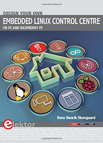 Design your own Embedded Linux Control Centre on PC and Raspberry - Raspberry Design