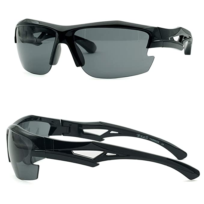 Amazon.com: BNUS Warrior Gafas de sol polarizadas deportivas ...