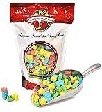 Concord Candy Blox, Build'Em & Eat'Em- Assorted Fruit Flavor 1.5 Lb