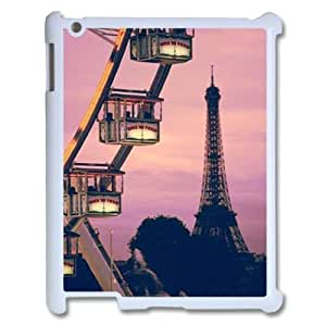 Clzpg New Design Ipad2,3,4 Case - Ferris wheel diy plastic case