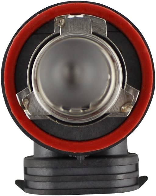 H7 Voltage Automotive Headlight Fog Light Bulb 10 Pack - Standard Replacement For High Beam Low Beam Fog Lights