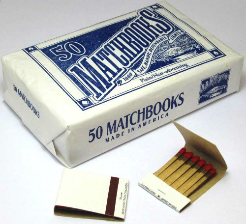 50-plain-white-matches-matchbooks-for-wedding-birthday-wholesale-made-in-america