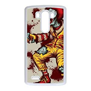LG G3 Cell Phone Case White MCZOMBIE GY9020276