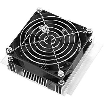 Amazon Com 12v Diy Semiconductor Refrigeration Cooler