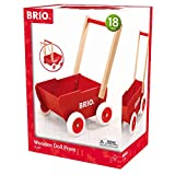 BRIO Wooden Doll Pram by Brio