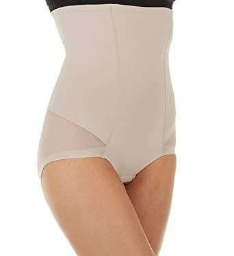 8b773115d6 Leonisa Women s Invisible High Waist Firm Tummy Control Bodysuit Shaper at  Amazon Women s Clothing store