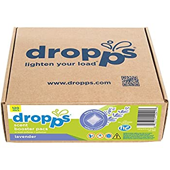 Amazon.com: Dropps HE Laundry Detergent Pacs, Fresh Scent