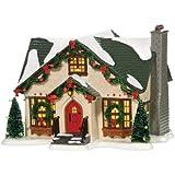 Department 56 Snow Village Dancing Lights House