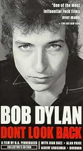 Bob Dylan - Don't Look Back [VHS]