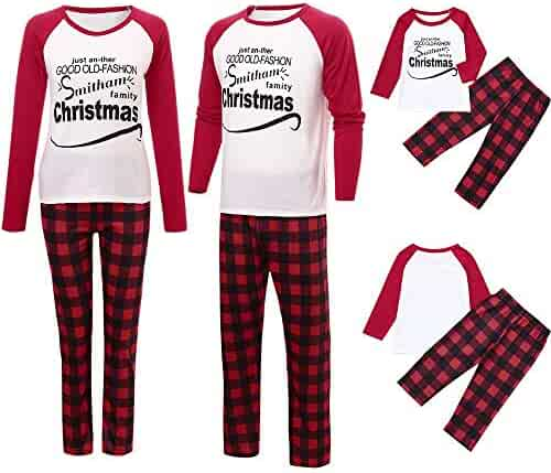 MuYwa Baby Pajamas Boys Girls Unisex 2 Piece Pjs Set Snug Fit 100/% Cotton Kids Sleepwear