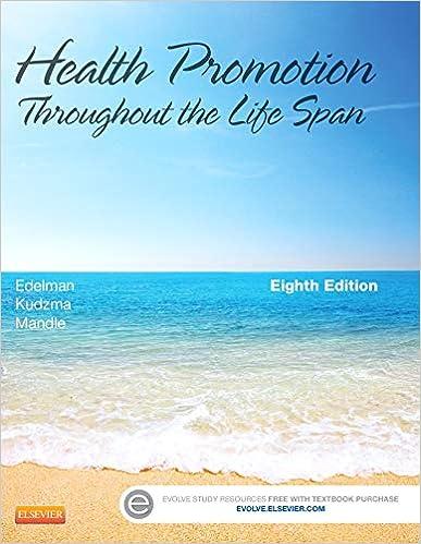health promotion edelman mandle exam