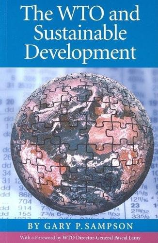 Download The WTO and Sustainable Development PDF