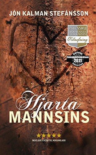 Hjarta mannsins (Icelandic Edition)