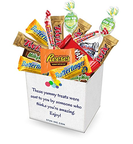 CANDY Gift Basket | CANDY BOX | Care Package