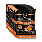 Enlightened Roasted Broad Bean Crisps, Mesquite Bbq, 18 Oz, Package May Vary
