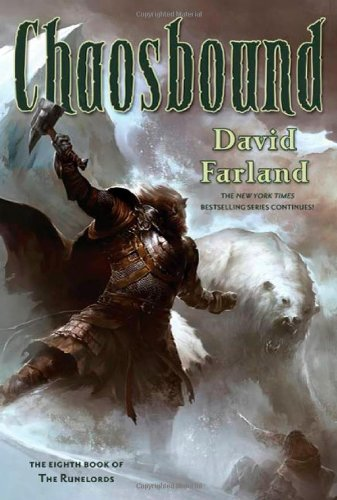 Read Online Chaosbound (The Runelords Saga, Book 8) pdf epub