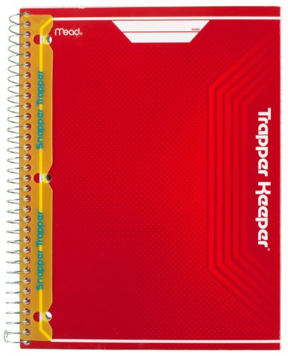 mead-trapper-keeper-snapper-trapper-spiral-notebook-3-subject-wide-ruled-red-72718