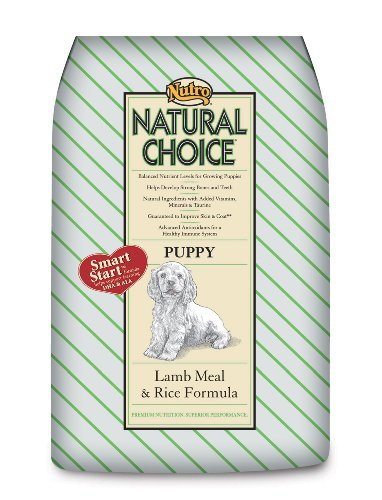 Natural Choice Dog Lamb Meal and Rice Formula Puppy Food, 15-Pound