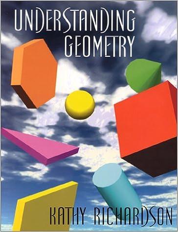 Amazon.com: Understanding Geometry (9781928599005): Kathy ...