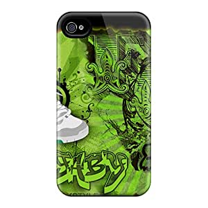 New Dc Fox Green Cases Covers, Anti-scratch ZhiqiangYao Phone Cases For Iphone 4/4s