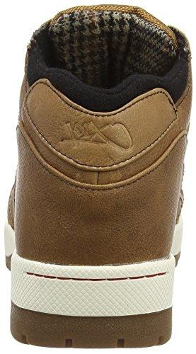 K1X K1X h1ke allxs le - Zapatillas altas para hombre Marrón (brown / egret)