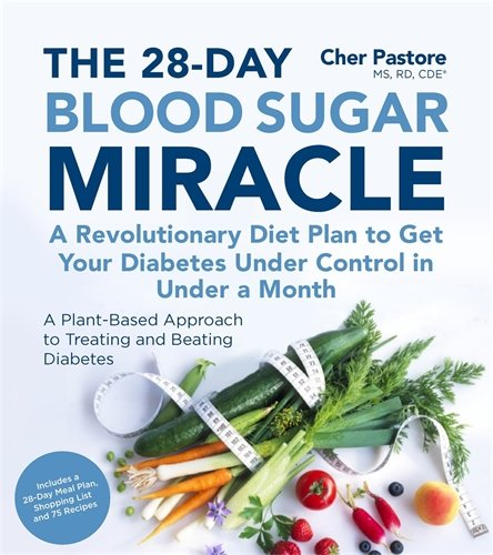 28 Day Blood Sugar Miracle Revolutionary product image