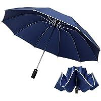 Paraguas Plegable, Paraguas a Prueba de Viento Invertido