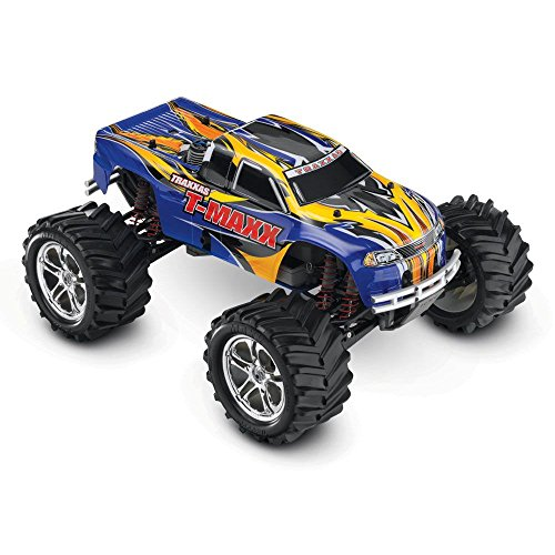 Traxxas 4WD Nitro T-Maxx 2.4GHz Vehicle