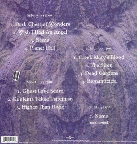 cd nightwish once