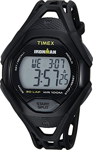 Timex Full-Size Ironman Sleek 30 Resin Strap Watch