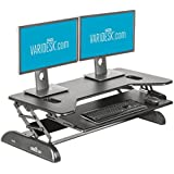 VARIDESK - Height-Adjustable Standing Desk - Cube Plus 40 …