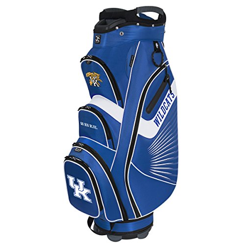 golf bag with cooler pocket - 3