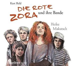 Die Rote Zora und ihre Bande Hörbuch
