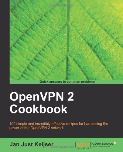 OpenVPN 2 Cookbook by Jan Just Keijser, Publisher : Packt Publishing